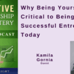 049 Why Being Yourself is Critical to Being a Successful Entrepreneur Today