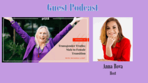 Guest 012 Transgender Truths: Male to Female Transition with Anna Rova