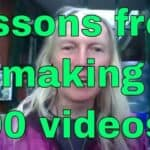 Lessons from Making 90 Videos in 90 Days – #90DayVideoChallenge