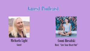 Guest 016 Intuitive Leadership and Living Transgender with Conni Biesalski